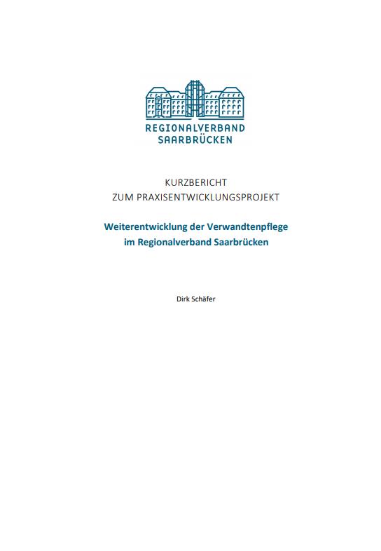 Titelseite Bericht Saarbrücken 2018